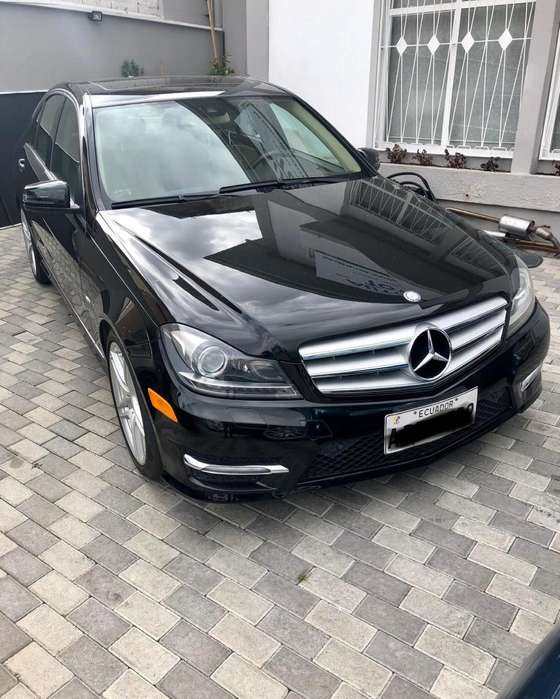 <strong>mercedes-benz</strong> Clase C 2012 - 39000 km