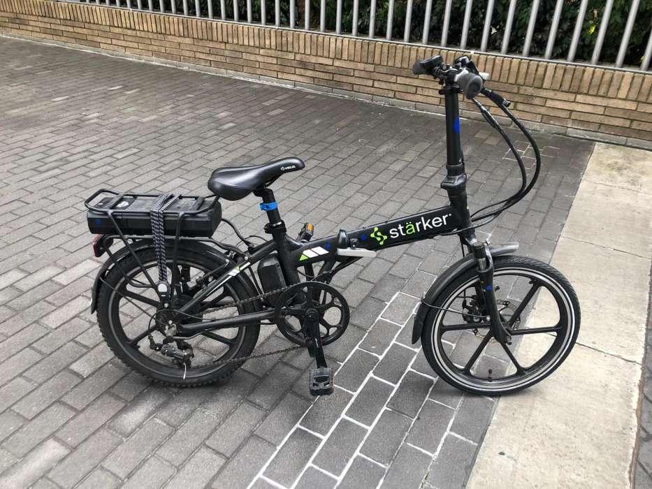 Bicicleta eléctrica Stärker Fold R