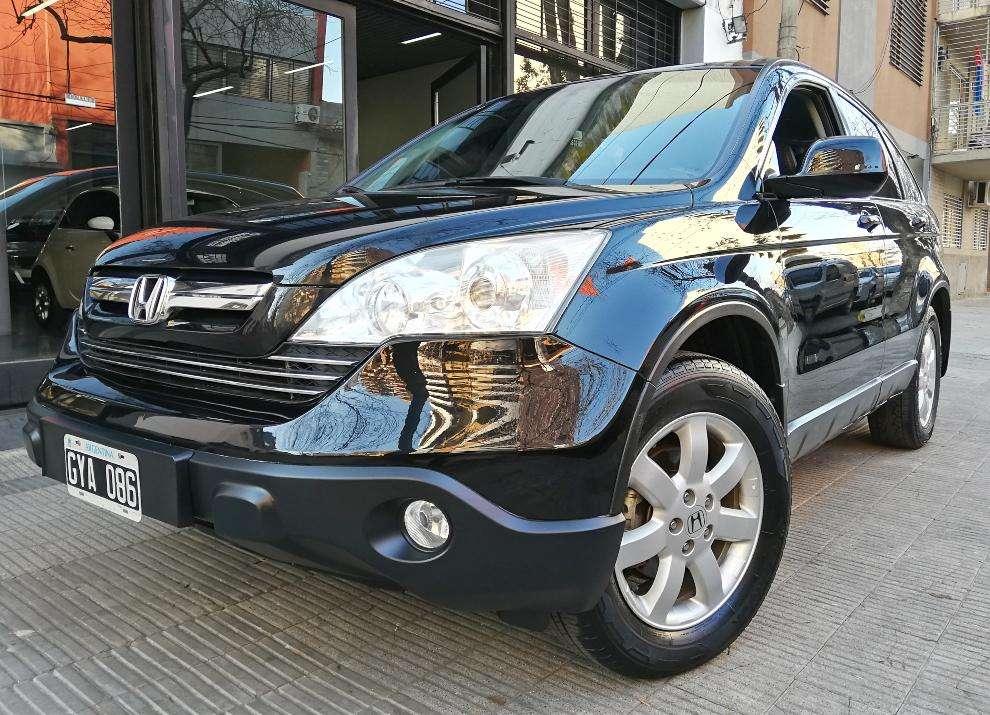 Honda CRV EXL 4x4 Impecable