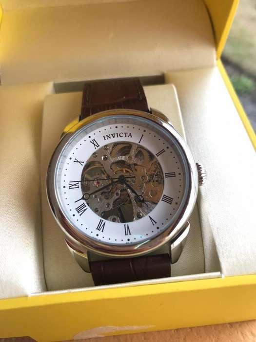 Reloj Invicta a Pulso 160 Negociables