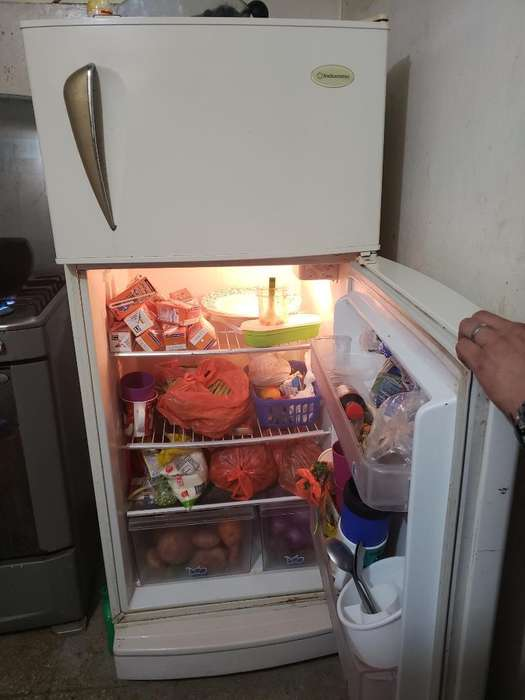 Refrigeradora Indurama No Frost