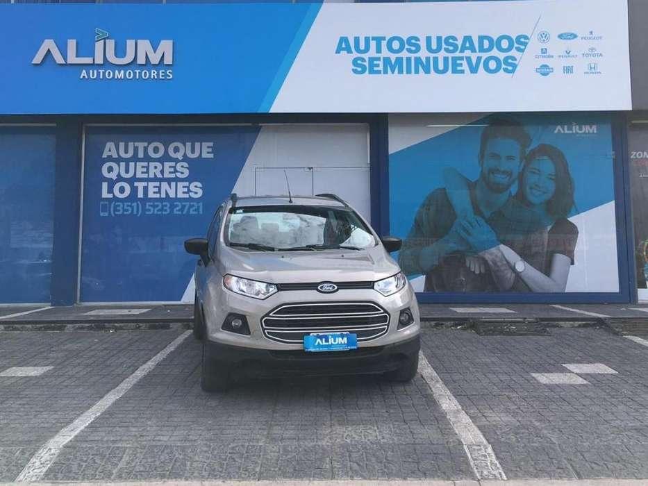Ford Ecosport 2014 - 73400 km