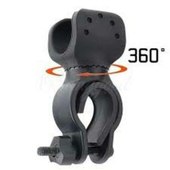 Soporte 360 Bicicleta Linternas
