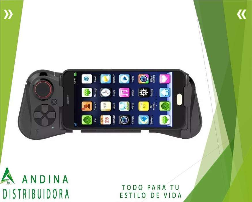 Control Universal Del Juego Joystick Móvil <strong>bluetooth</strong> Gamepad
