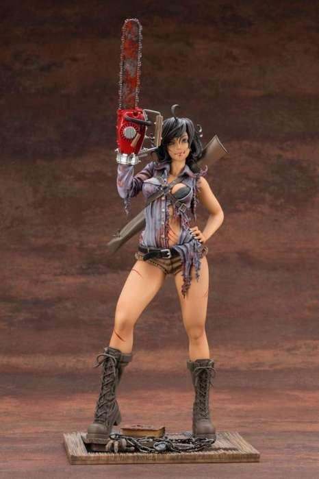 Estatua Kotobukiya Bishoujo Ash Evil Dead 2 Terror