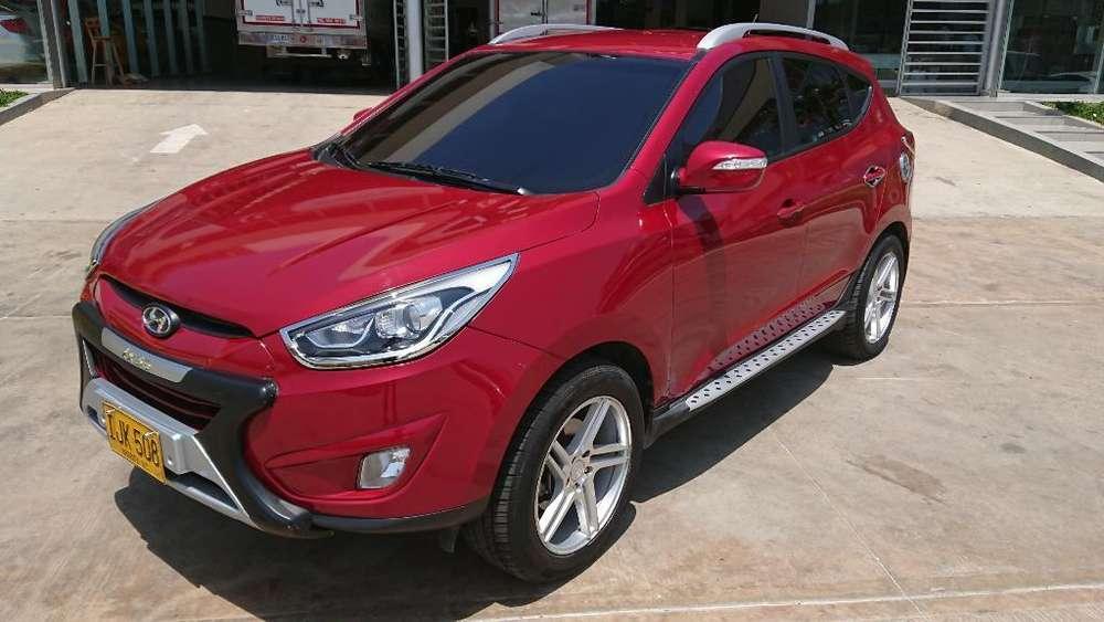 Hyundai Tucson ix-35 2016 - 57000 km