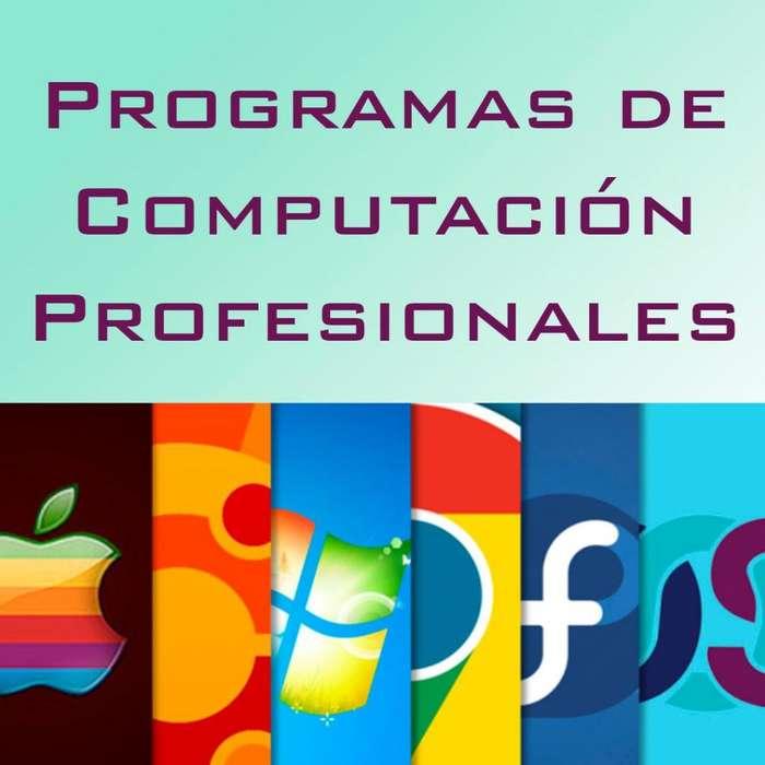 Programas para PC y Consolas de Videojuegos