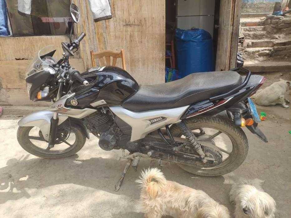Moto <strong>yamaha</strong> Sz16r Ocasión
