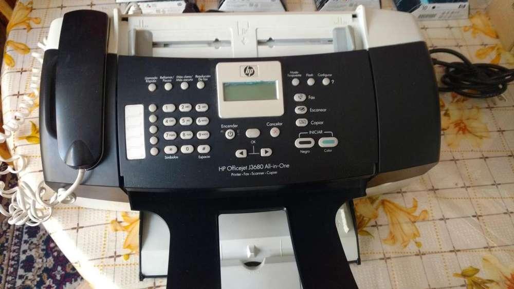 Impresora HP J3680 All-in-One