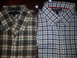 camisas  tommy , lacoste , levis nuevas todas talle L