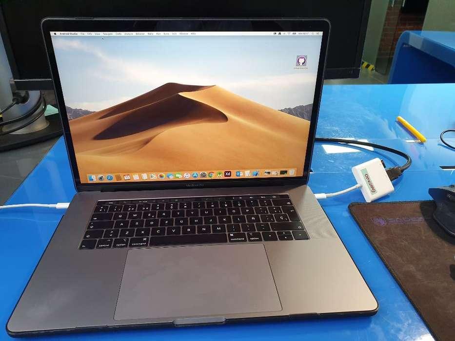 Macbook Pro Mid 2018 15.4
