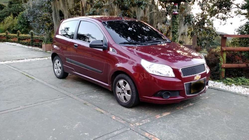 Chevrolet Aveo Emotion 2010 - 38740 km