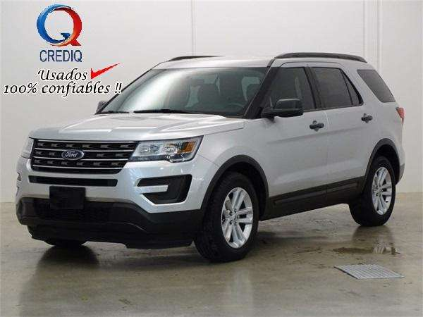 Ford Explorer 2016 - 46000 km