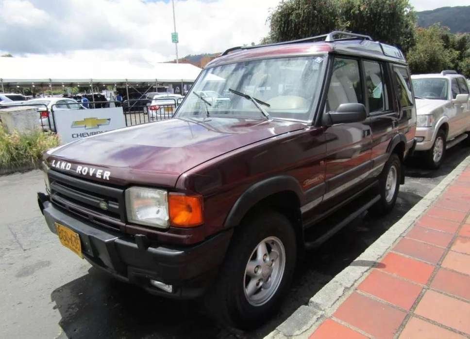 Land Rover Discovery 1996 - 296000 km