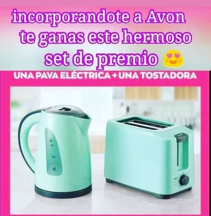 SE VENDEDORA INDEPENDIENTE EN AVON