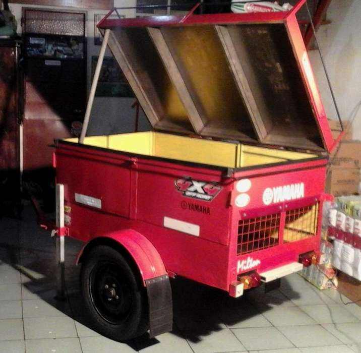 Trailer. Flamante. Se Vende. 21.000