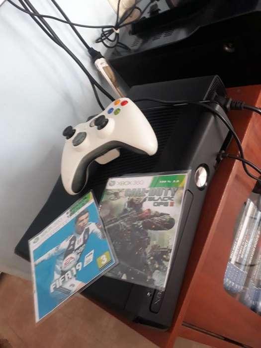 Vendo O Cambio Xbox 360 Slim 3.0 Un Mand