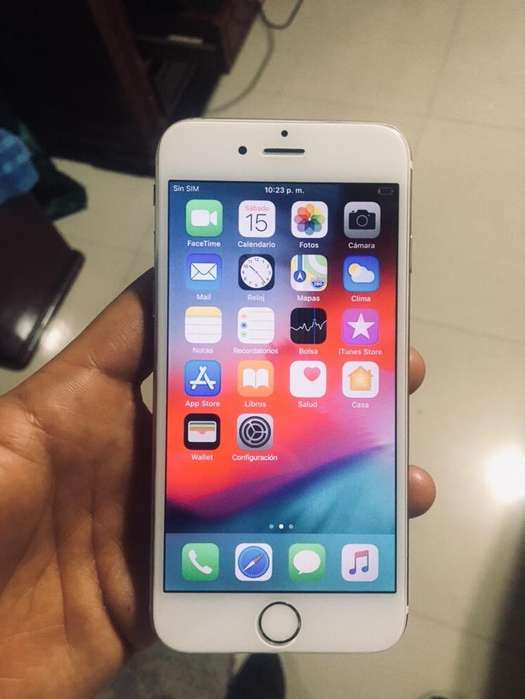 iPhone 6 16Gb Gold Perfecto Estado