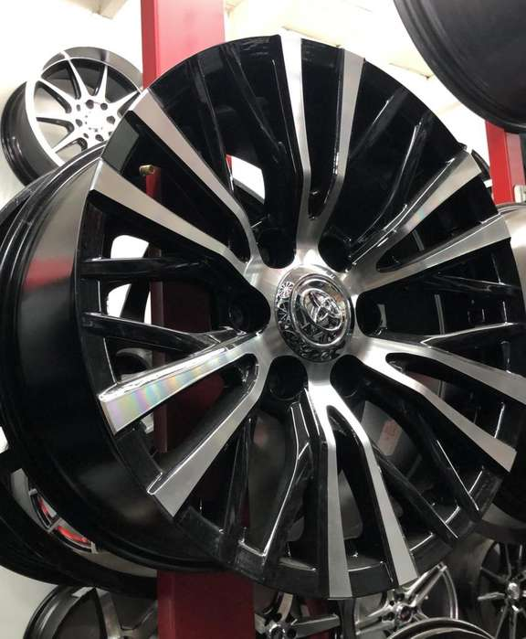 Rines de Lujo Rin 18 Tipo <strong>toyota</strong>