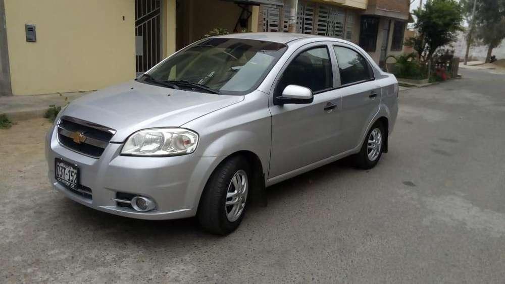 Chevrolet Aveo 2013 - 89000 km