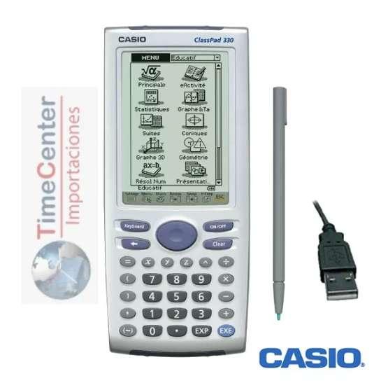 Calculadora Casio Class Pad 330plus