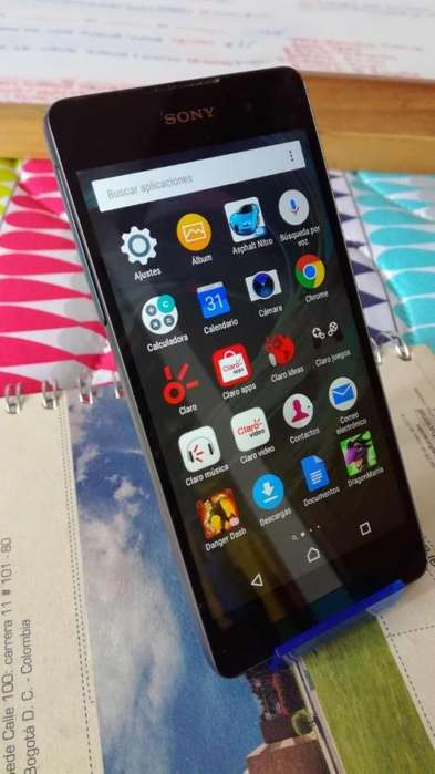 SONY XPERIA E5 <strong>celular</strong> 3153529089