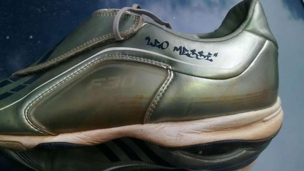 Vendo Botines Adidas Leo Messi