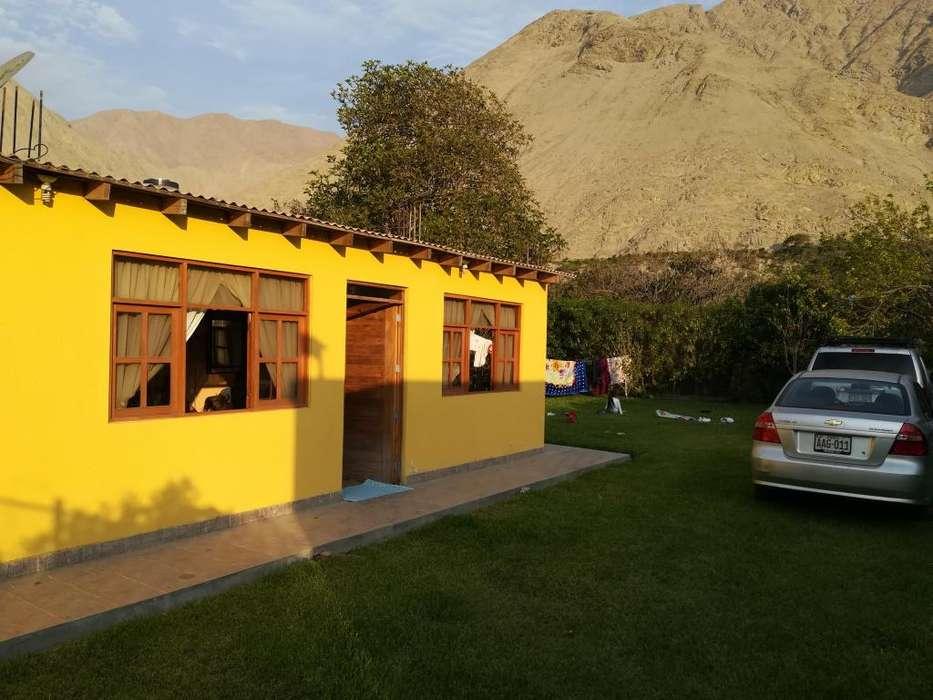 Alquiler de Casa en Lunahuana,