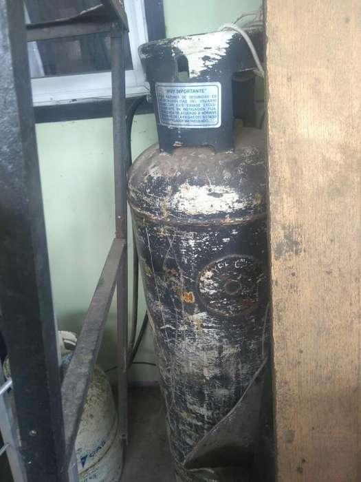 Tubo de Gas 45 Kg