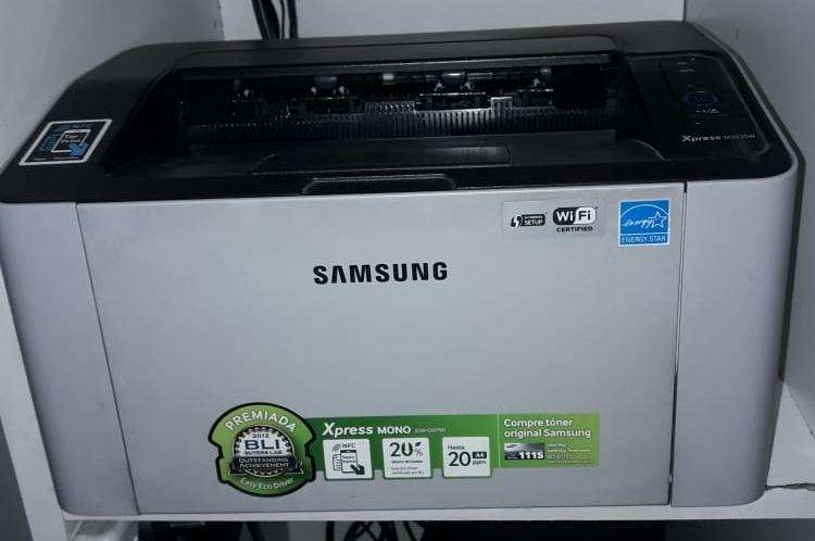 Impresora Laser Monocromo Samsung 2020 Wifi Sl-m2020w