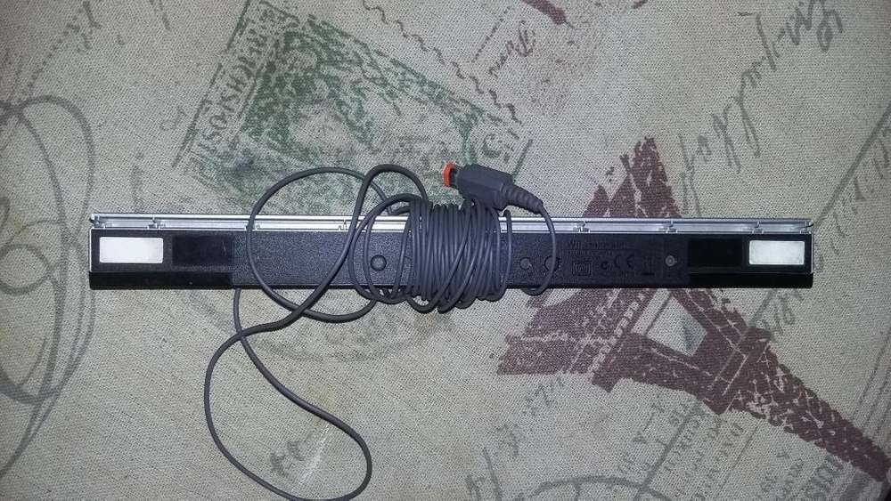 Sensor barra antena original de nintendo wii
