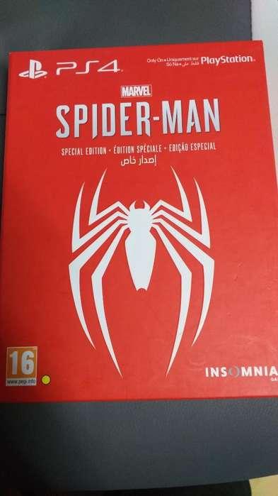 Marvel Spiderman Edición Especial