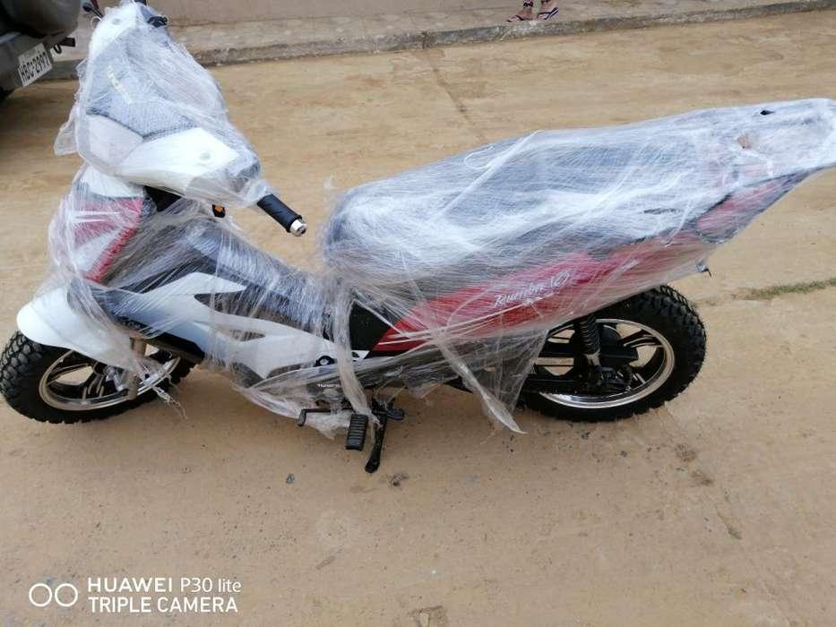 Vendo Motoneta Super Tundra 125cc