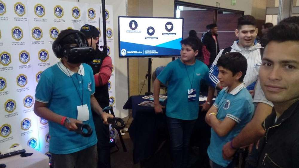Realidad Virtual en Córdoba