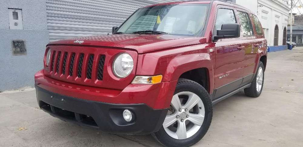 JEEP Patriot 2013 - 107000 km