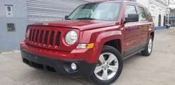 Jeep Patriot 2.4 Sport 4x4 170 Hp