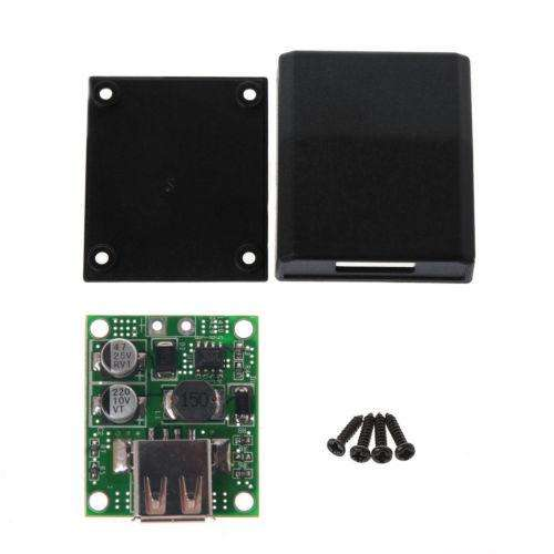 Banco de batería Panel Solar 5 V 2 A Controlador Regulador de voltaje de carga USB