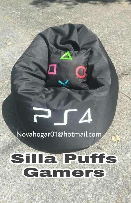 Sillas Puf
