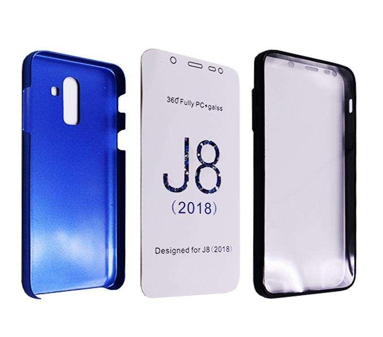 Samsung J3 2017 / J3 Prime Funda Rígida Anti Golpes 360