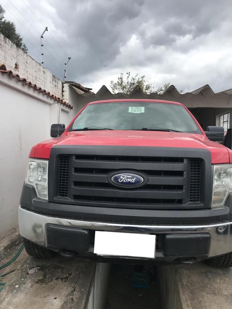 Ford F 150 4X4 2010
