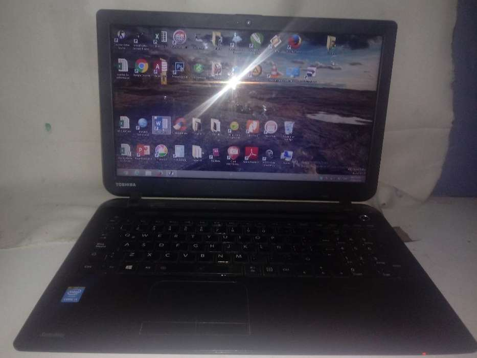 Vendo Mi Laptop Toshiba I3