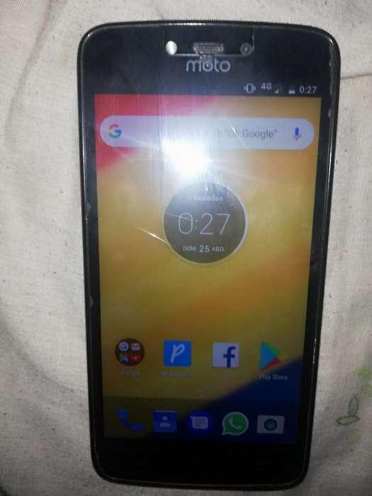 Vendo Moto C Plus Nuevo Impecable Oferta