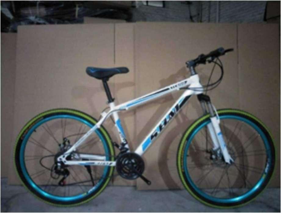 Bicicleta Aro 26 Importada Nueva 7x3