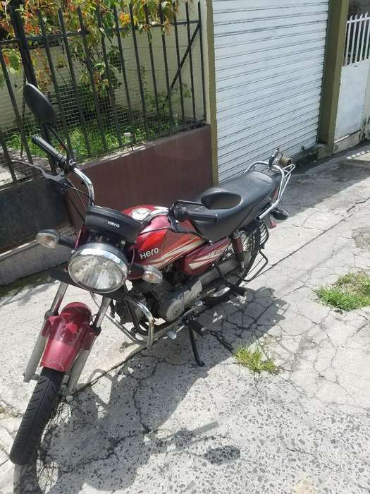 Vendo Moto Hero Hf Dawn 600 Negociables