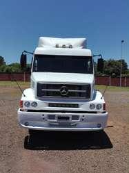 Mercedes Benz LS 1634 Usado | Tractor con cabina dormitorio