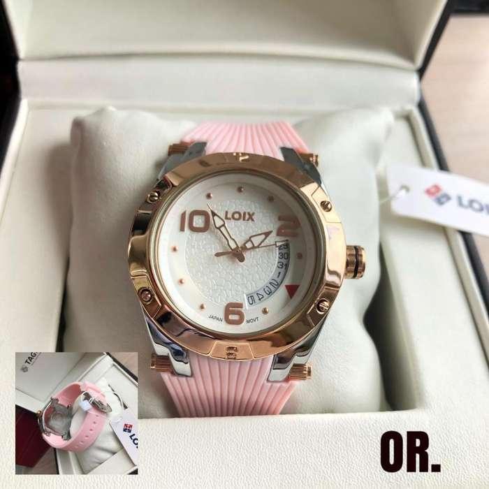 Reloj Loix para Dama