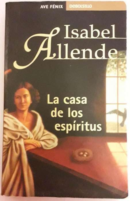Isabel Allende-la Casa De Los Espíritus (original 2da Mano)