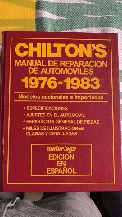 <strong>manual</strong> de Reparacion de Autos Clasicos
