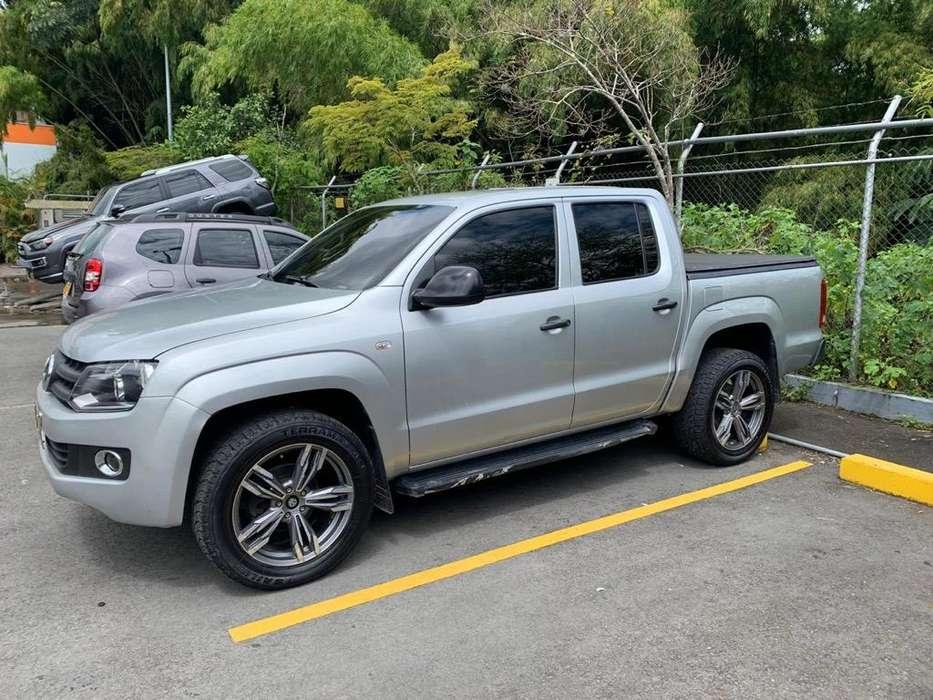 Volkswagen Amarok 2014 - 94000 km
