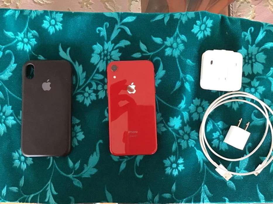 iPhone Xr 64 Gb Red Rojo Garantia